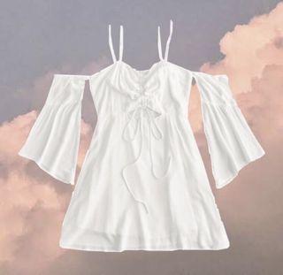 ZAFUL White Dress