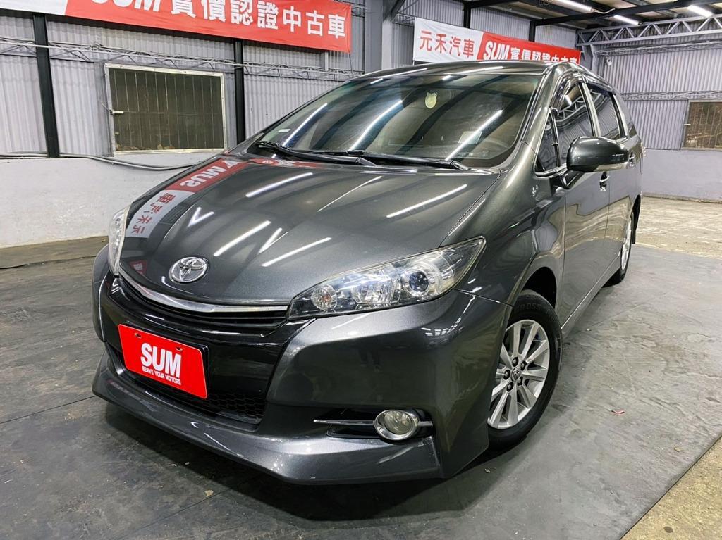 2013 Toyota Wish 2.0 E-Hi