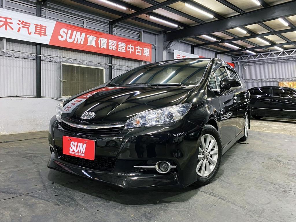 2013年 Toyota Wish 2.0E