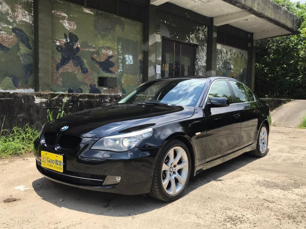 實車實價!! 2007(08款) BMW 550i 原版件 只跑9.6萬 歡迎賞車議價