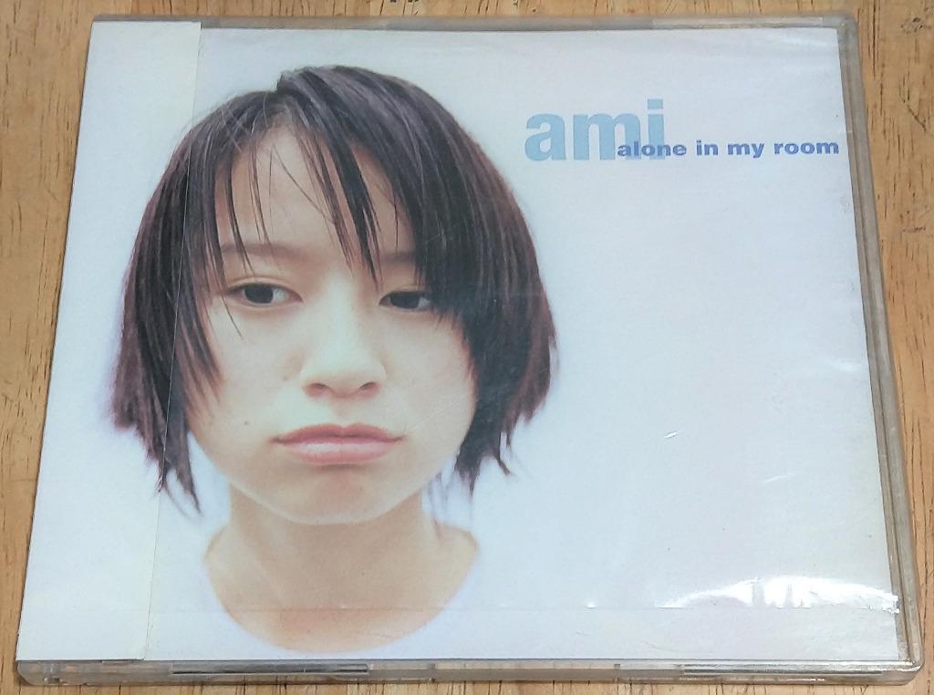 鈴木亜美 / 鈴木あみ / 鈴木亞美 / Suzuki Ami - alone in my room (日本盤) #carouselljackpot