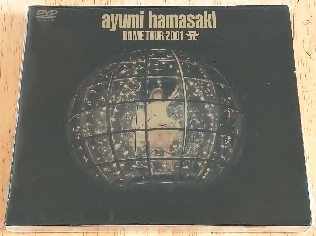 浜崎あゆみ - ayumi hamasaki DOME TOUR 2001 (日本盤 DVD)