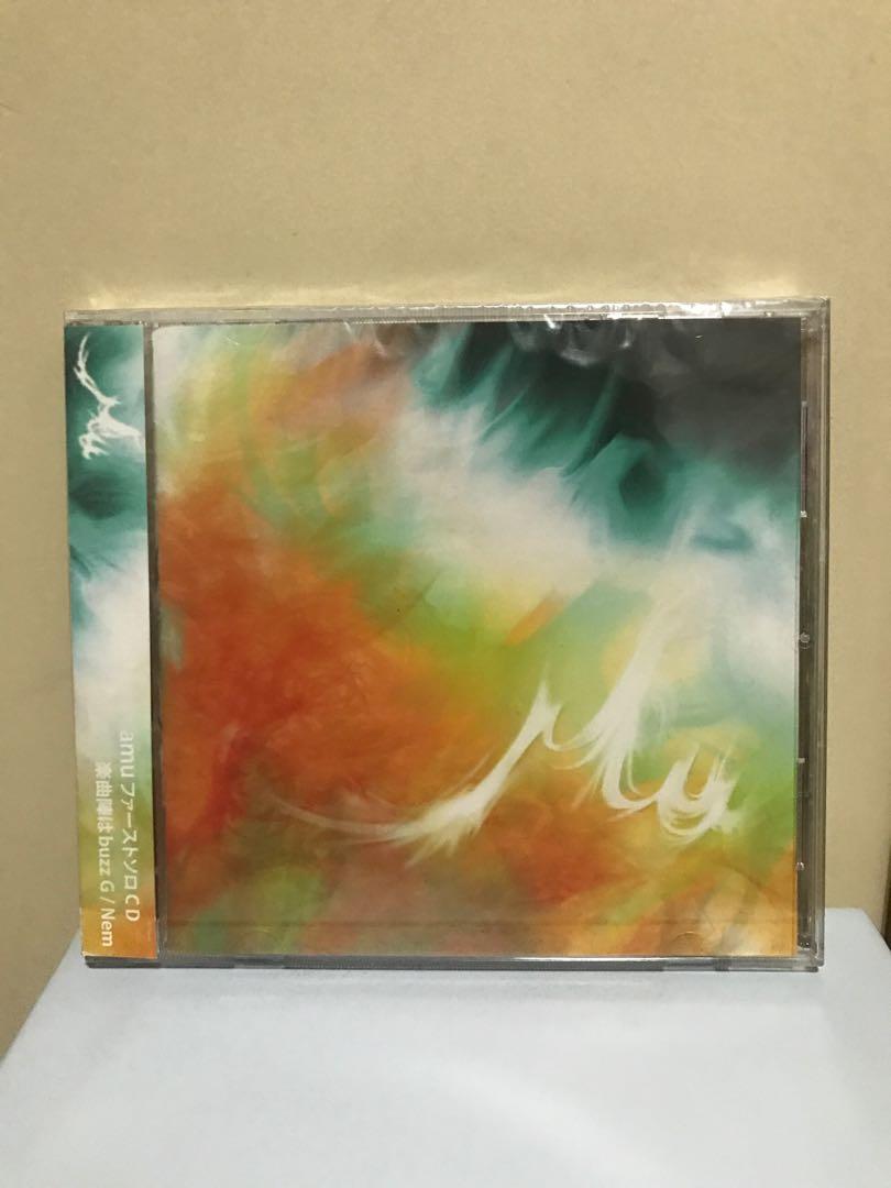 ニコニコ 唱見 歌い手 MU amu CD album 音樂專輯 niconico #carouselljackpot