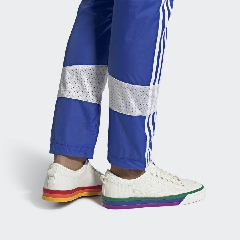 Adidas Nizza Pride Shoes, Women's