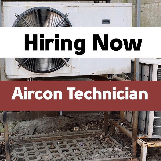 Aircon Technician