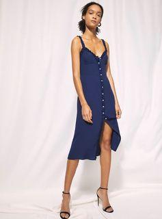 Aritzia Wilfred Heartthrob dress size 8