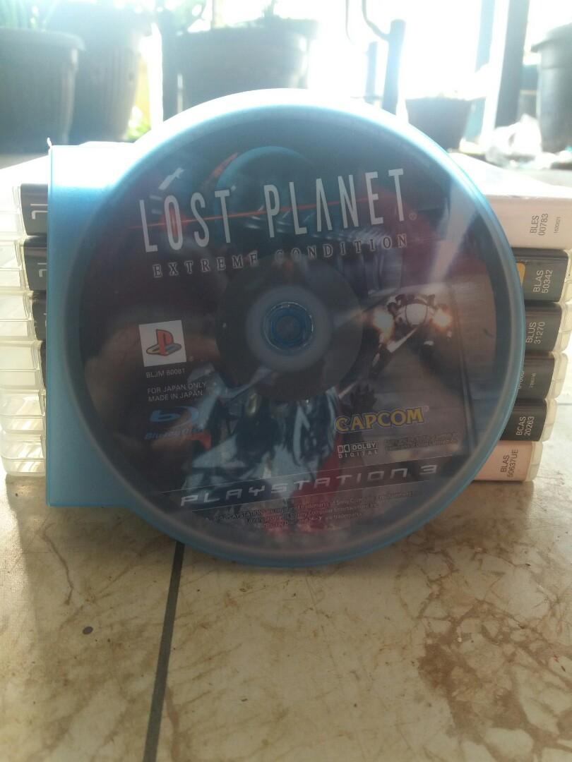 BD Kaset PS3 Lost Planet Extreme Condition R2