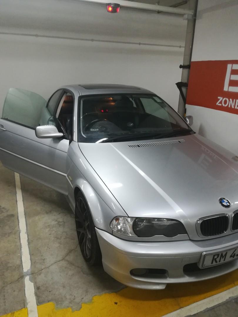 BMW 330Ci e46 Auto