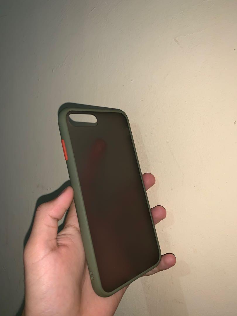 Case iPhone 7 Plus/8 Plus