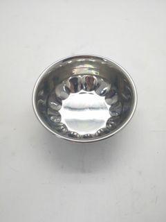 Cherry bowl 10/mangkok mini stainless