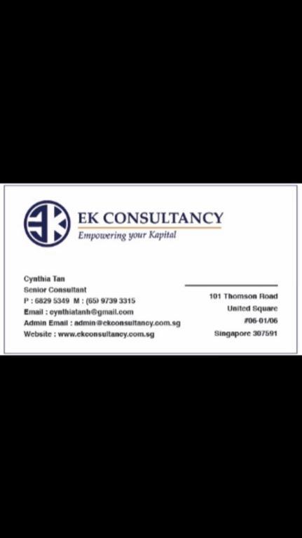 Consultants - business broker