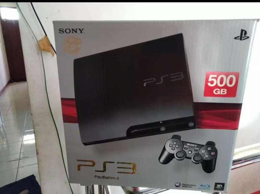 Dijual Cash Dan Kredit Sony PlayStation 3 (PS3) Slim | 500GB