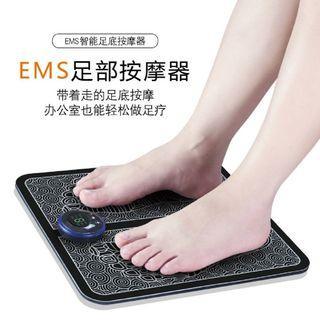 EMS脈衝足部按摩器 USB充電