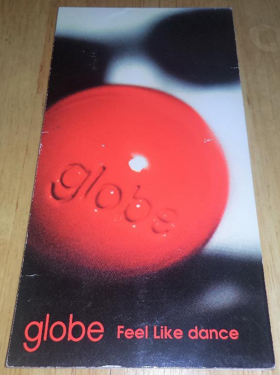 globe / 地球樂團 / 小室哲哉 / Komuro Tetsuya / 山田桂子 / KEIKO / MARC PANTHER - Feel Like dance (日本盤) #carouselljackpot
