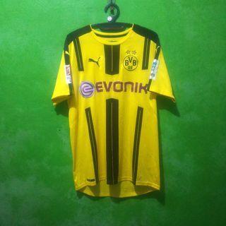 Jersey bola Dortmund home 2016 Puma Original size M