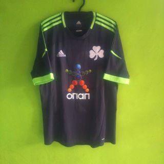 Jersey bola Panathinaikos away 2012 Adidas Original size L