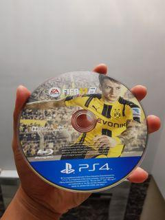 Kaset BD Fifa 17 PS 4