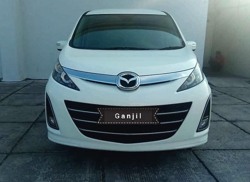 Mazda Biante 2.0 AT 2013 angs 1.9 jt