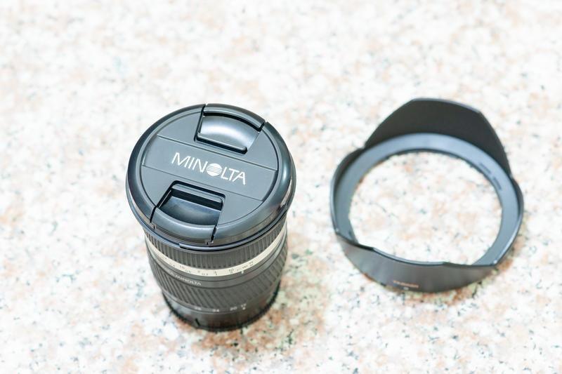 Minolta AF 17-35mm F2.8-4.0 D