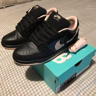 Nike SB Dunk Low Pro 黑粉