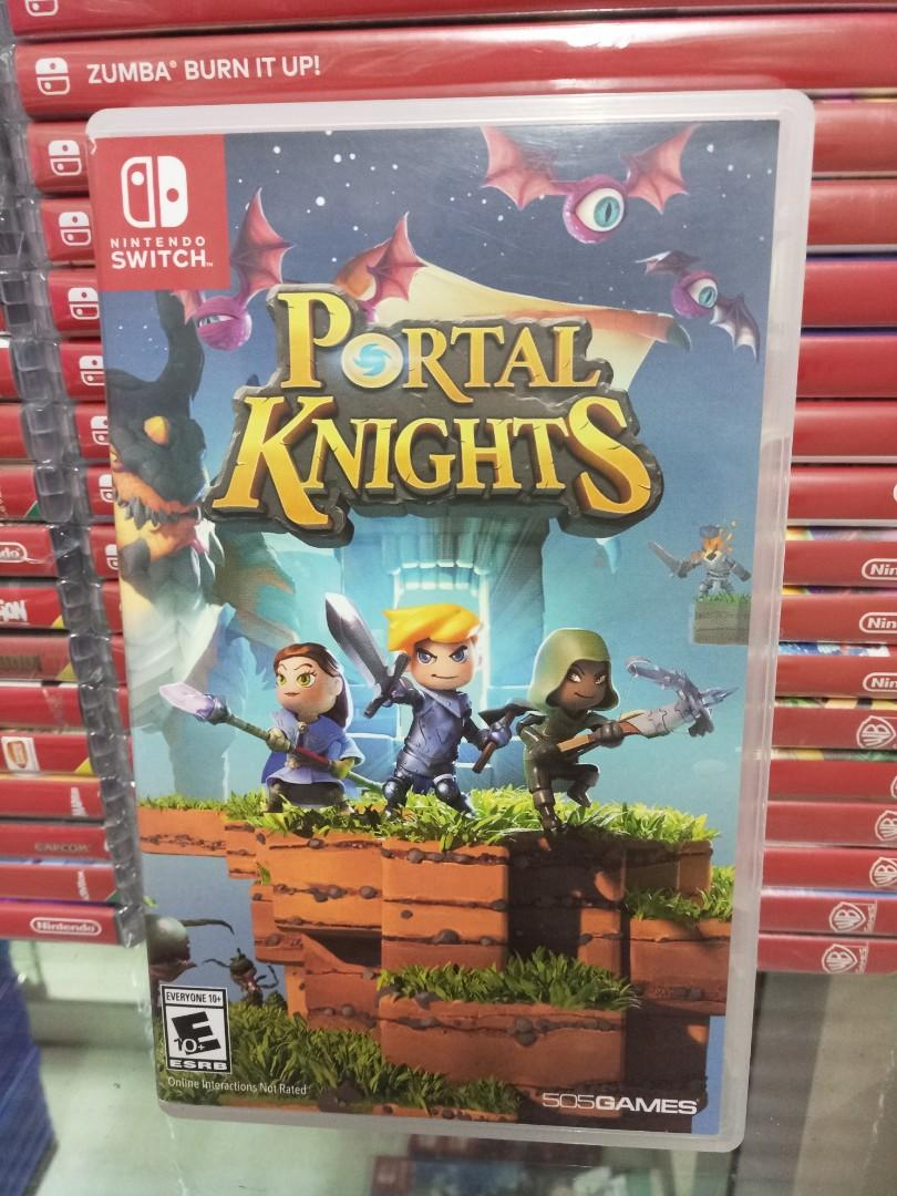 Nintendo Switch Game - Portal Knights Second
