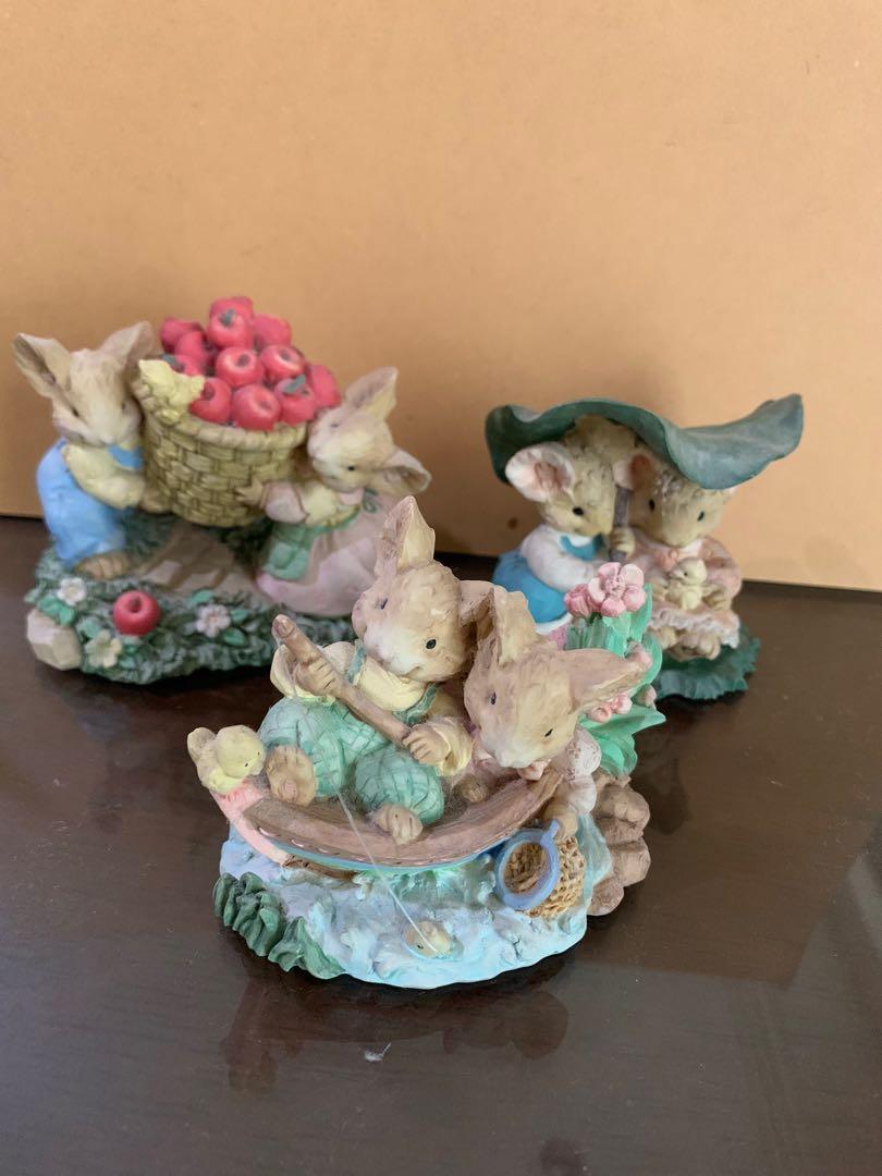 Pajangan Keramik import ( take all )