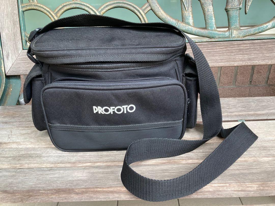 PROFOTO 專業單眼相機肩背包  攝影專業包 多層防護相機保護包 厚內層保護相機 旅行專用斜肩背包 調整保護肩帶 內有隔層