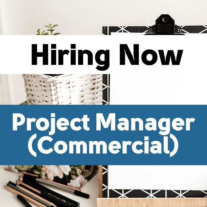 Project Manager (Commercial)