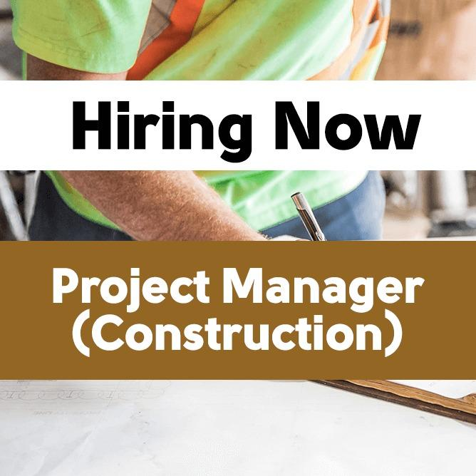 Project Manager (Construction)