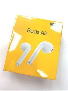 Realme buds air 黑色白色喔!white black available無限藍芽耳機 全新現貨