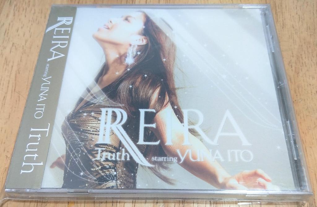REIEA starring 伊藤由奈 / Yuna Ito - Truth (日本見本盤) #carouselljackpot