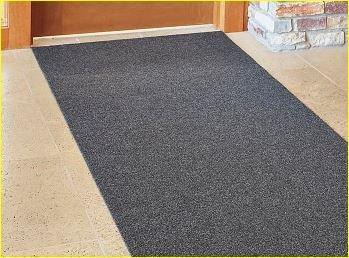 Ribbed Runner Mat with Latex Backing (Size 152 cm x 60 cm)