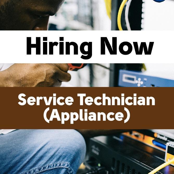 Service Technician (Appliance) Traineeship