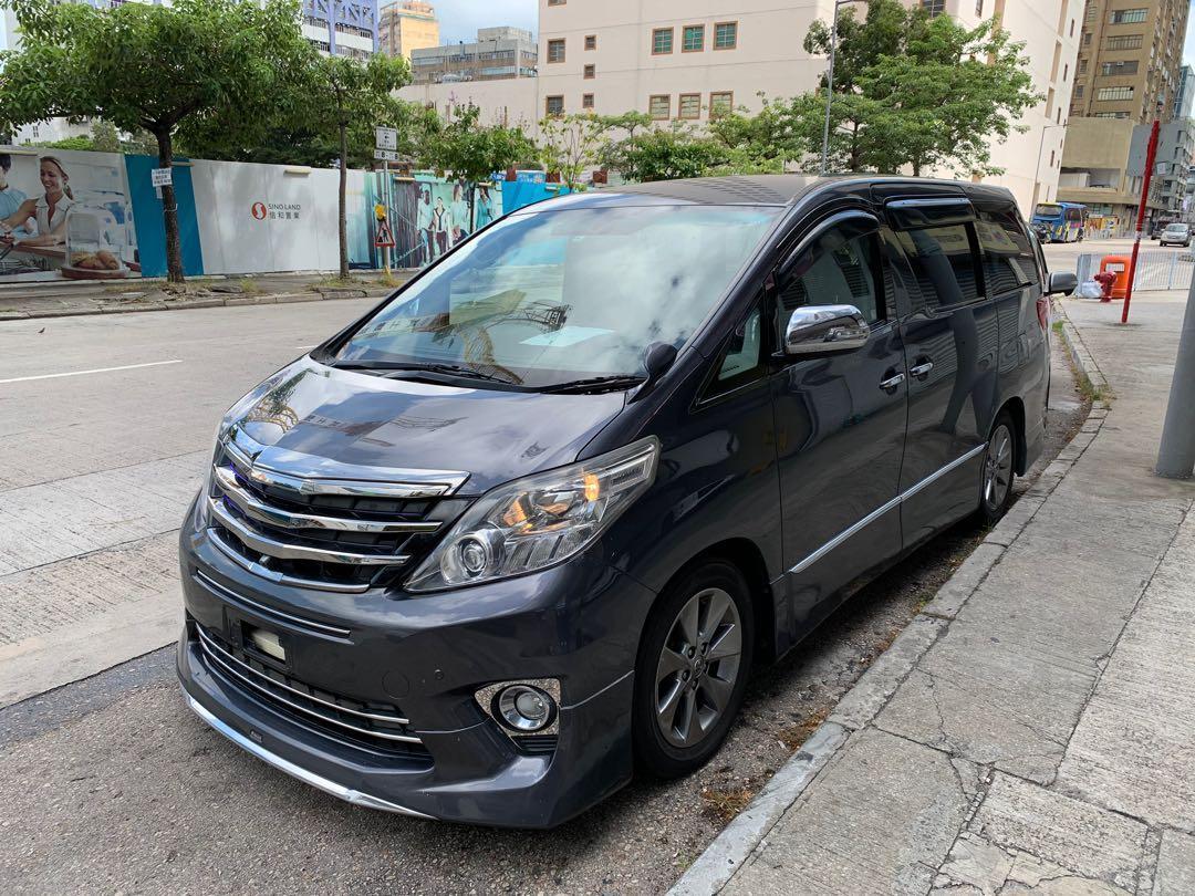 Toyota Alphard 3.5 Premium Auto