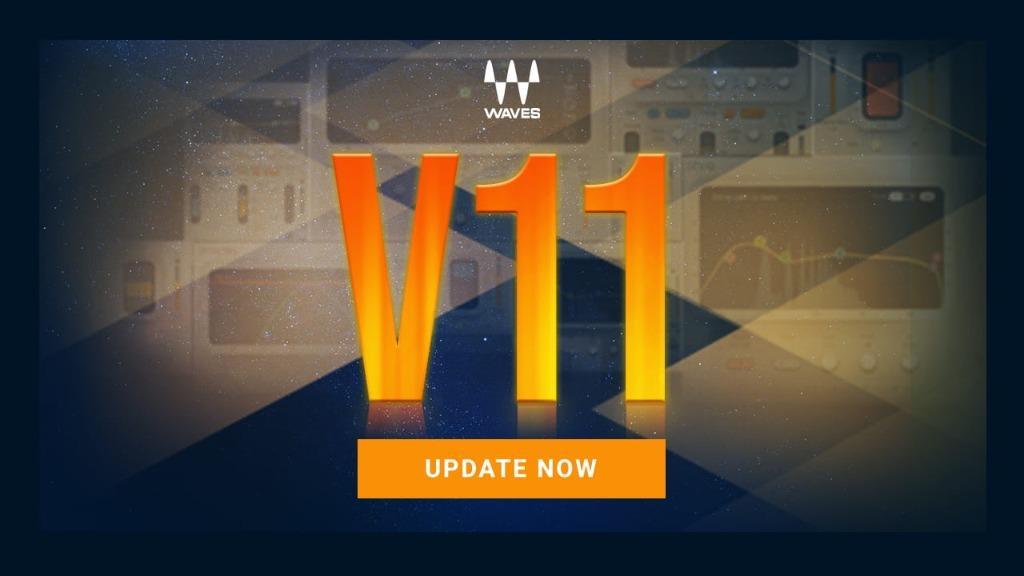 Waves Complete V11 for Mac(全套混音工具包)