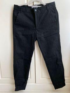 WIP縮口長褲