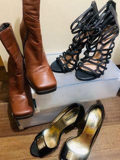 Women's Shoes Bundle