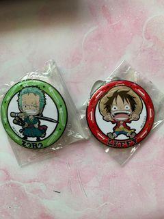 海賊王襟章 路飛 索隆 Luffy Zoro one piece pin