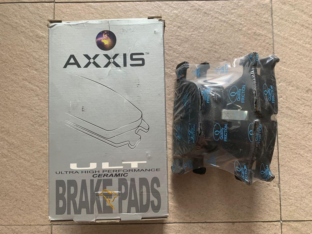 Front Rear Brembo Brake Ceramic Pads Sensors Kit For BMW E82 E88 128i 2010-2013