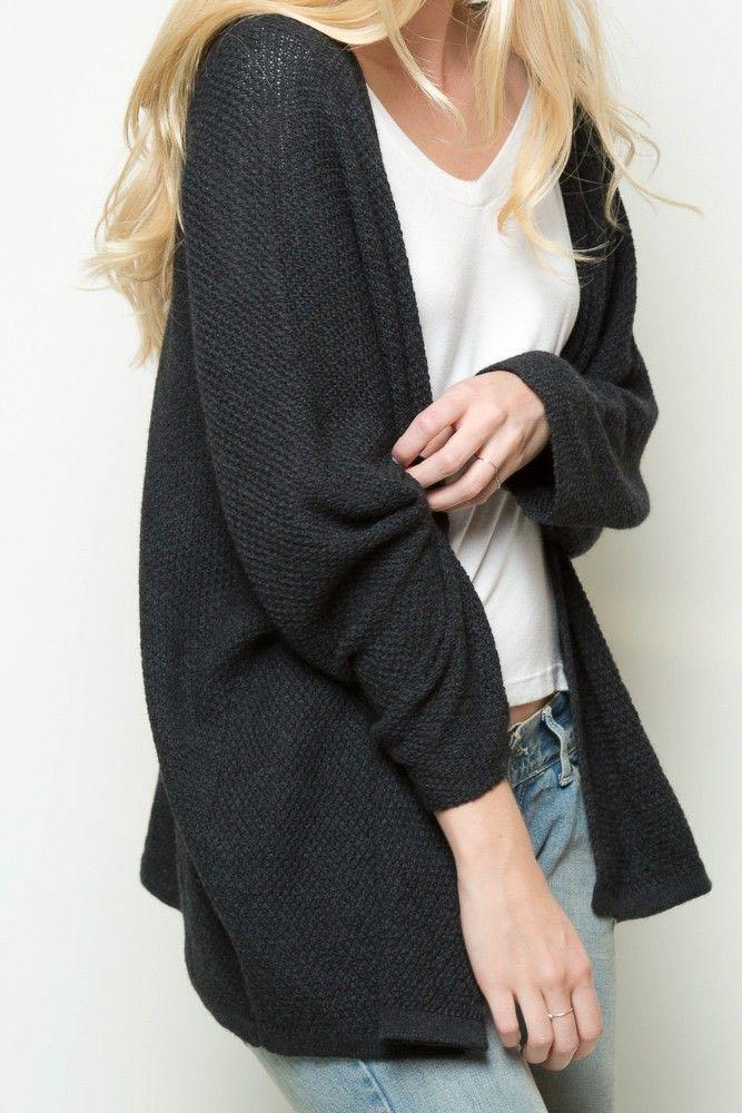 BRANDY MELVILLE Caroline Cardigan Dupe from Garage