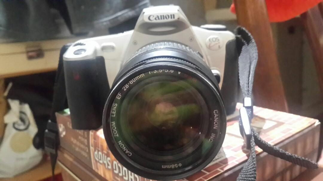 Canon EOS Kiss 3代單眼相機