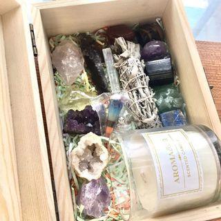 Crystal Stone boxset