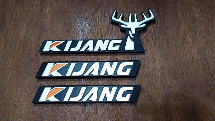 Emblem Toyota Kijang Super / Grand