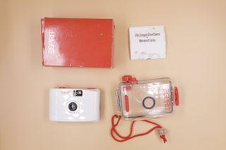 Esprit 35mm Film Waterproof Compact Camera