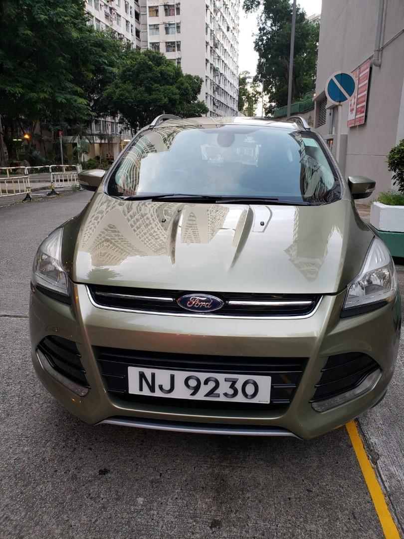 Ford Kuga 1.6 Turbo Ecoboost Titanium Auto