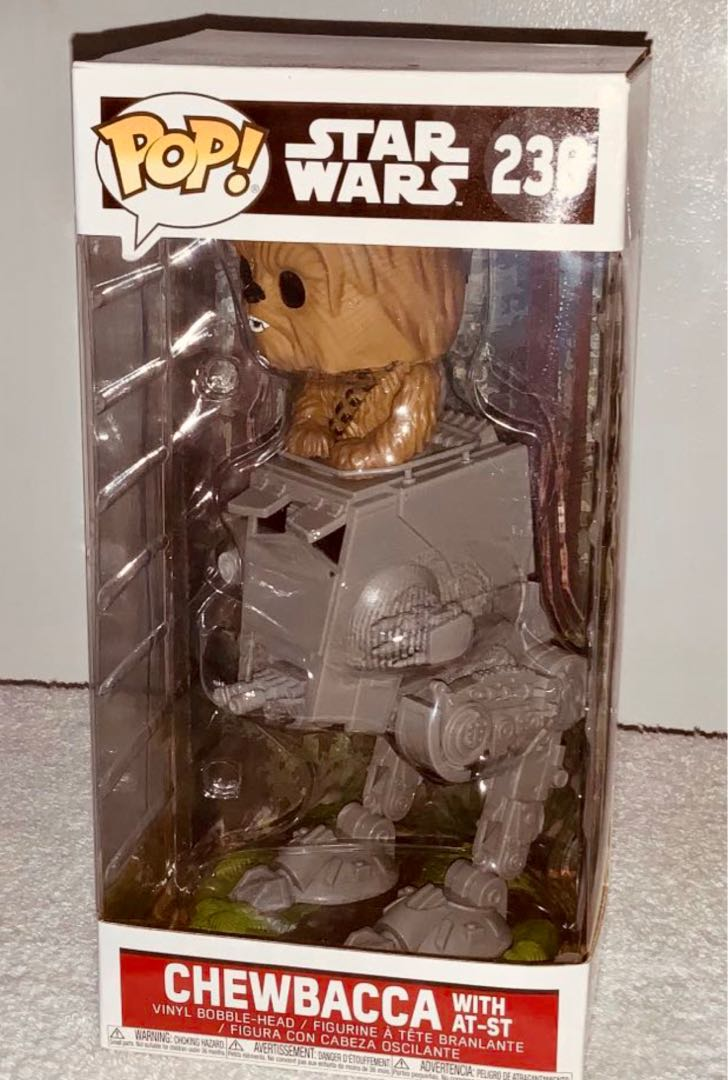 Funko Pop Rides Star Wars Episode Iii Revenge Of The Sith Chewbacca With At St Vinyl Collectible Figure Vaulted Toys Games Toys On Carousell