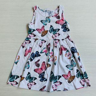 H&M Cotton Dress size 4-6Y