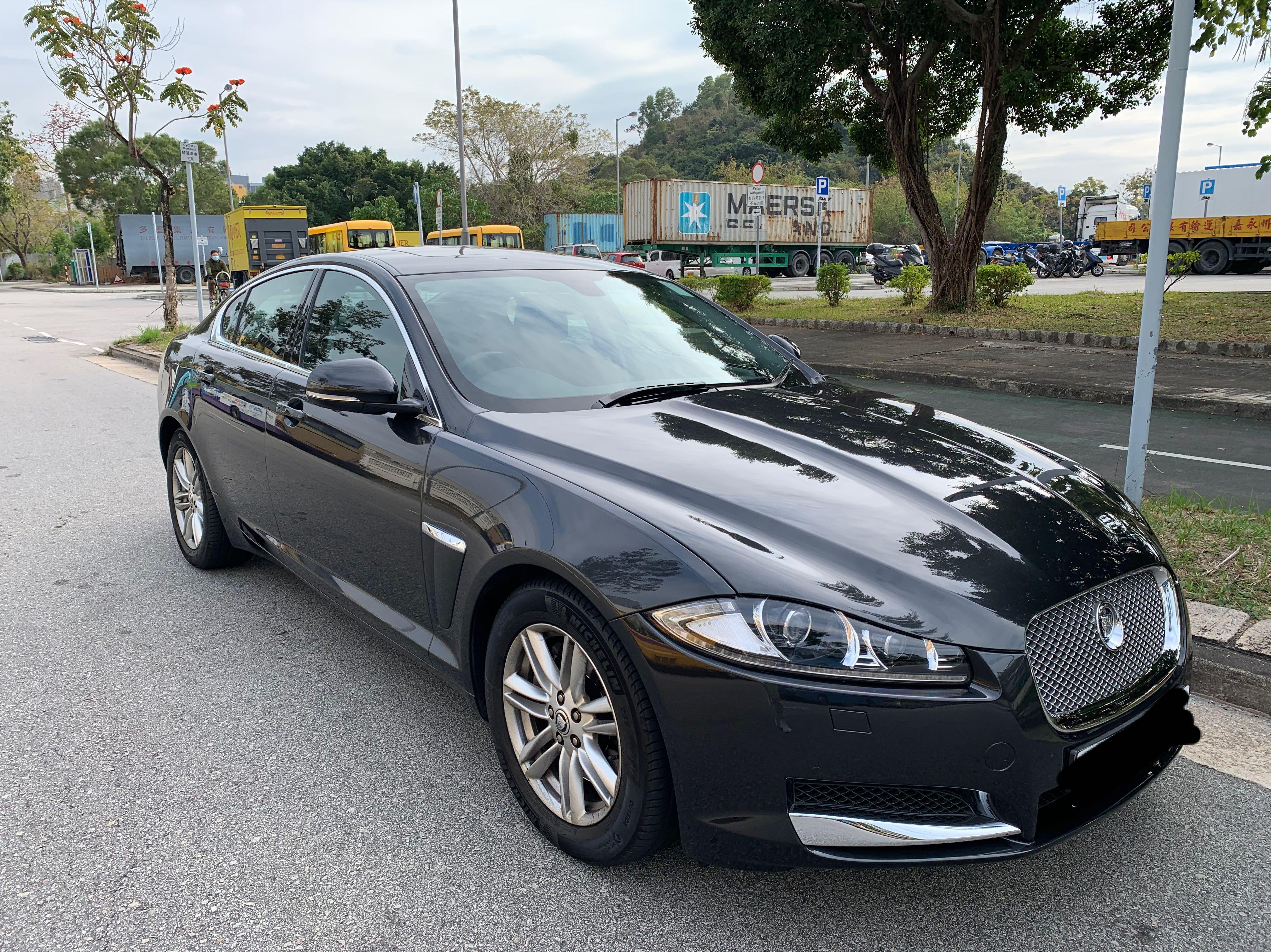 Jaguar XF 2.0 Luxury (A)