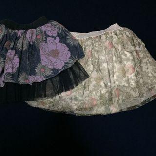 Joe Fresh Skirt bundle
