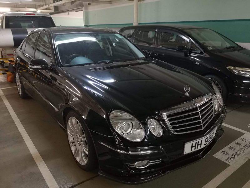 Mercedes-Benz E280 W211 Auto